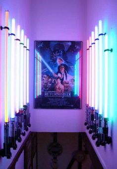 Would love to have a theatre in my house and decorate it similar to this