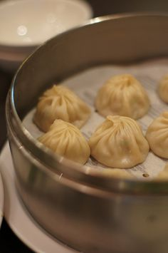 February: FOOD (XLB at Din Tai Fung)