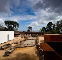 João Luís Carrilho da Graça- Archaeological museum at the...