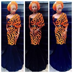 It's all about African Fashion