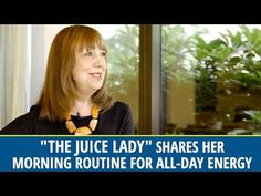 """The Juice Lady"" Shares Her Morning Routine for All Day Energy - ✅WATCH VIDEO👉 http://alternativecancer.solutions/the-juice-lady-shares-her-morning-routine-for-all-day-energy/   	  Visit our website: Join TTAC's 900K + FB Fans: Follow us on PINTEREST: Find us on INSTAGRAM: Support our mission by commenting and sharing with your friends and family below. —————- Summary —————- In this video, cancer..."