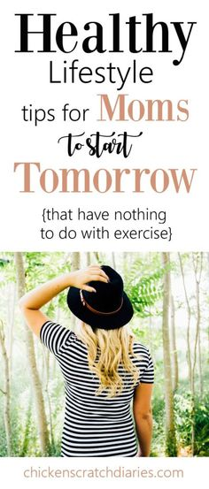 -What does it mean to live a healthy lifestyle?  Some of these tips may surprise you! #HealthyLiving #NaturalLiving #MomLife