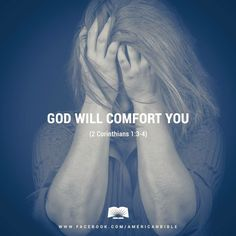 Praise God, the Father of our Lord Jesus Christ! The Father is a merciful God, who always gives us comfort. He comforts us when we are in trouble, so that we can share that same comfort with others in trouble. - 2 Corinthians 1:3-4