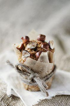 Butternut Squash & Hazelnut Bouchons