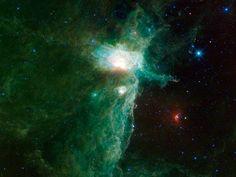 Nebulosa (Foto: Nasa/JPL-Caltech)