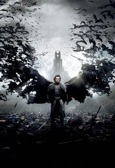 Dracula Untold (2014) v1 Key Art