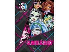 Livro Infantil Monster High Anuário - DCL com as melhores condições você encontra no Magazine Ofertaeproduto. Confira!