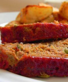 pain de viande au curry - Sensualité et plaisir culinaire - Coup de coeur de http://laplisitol.com
