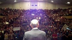 They are taking public elections away from the public. This guy isn't getting votes? Bullshit. Just this past weekend, Paul spoke to 2300 people in Greene County, St.Louis, 2500 people in St. Charles County, St.Louis and 2100 voters at The University of Kansas.