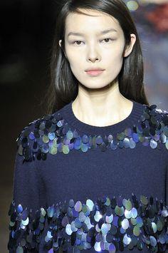 Paris Beauty Runway Trends Fall 2015 Fashion Week