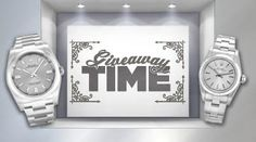 Share this with your friends and earn B Connected Social Points to enter valuable prize giveaways. Thursdays in July  6:00pm – 8:00pm     This TIME, you could be the winner of a brand new ROLEX®!    Every 30 minutes, one lucky B Connected member could win up to $500 CASH!    At 8:00pm, you could be the winner of a ROLEX® OYSTER PERPETUAL WATCH! Simply activate your B Connected card in your favorite slot machine or any promotions kiosk one hour prior to each drawing for