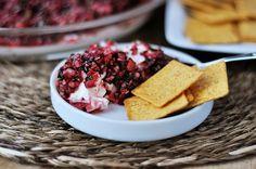 Cranberry-Jalapeno Cream Cheese Dip | Mel's Kitchen Cafe