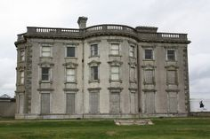Loftus Hall, Co. Wexford, Ireland by AvToTheD, via Flickr