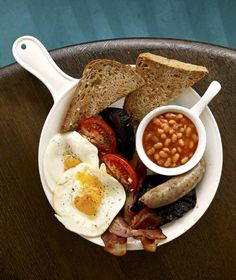 Edinburgh's best places for breakfast and brunch, from greasy spoons to swanky restaurants.
