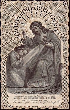Most Sacred Heart of Jesus, I adore You. Amen