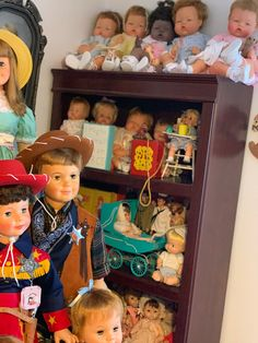 Ideal Toys, Big And Small, Baby Dolls, Rooms, Home Decor, Bedrooms, Decoration Home, Room Decor, Home Interior Design