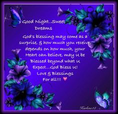 Time to say good night my friends. Thank you for being here with me today. Keep believing in the blessings from The Creator and they will be yours! Never lose hope or faith. Many blessings, Cherokee Billie Spiritual Advisor Good Night Sister, Good Night Friends, Good Night Gif, Good Night Sweet Dreams, Good Night Image, Good Morning Good Night, Night Time, Morning Light, Good Night Blessings Quotes