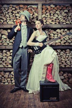 Music Theme Wedding - Leslie Passerino