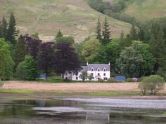 Glengyle House, Loch Katrine