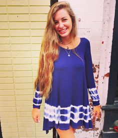 RESTOCK ALERT! We have this adorable tie-dye back in stock again! Get it online or in stores today! #WillyJays #KingStreet #Charleston #ootd