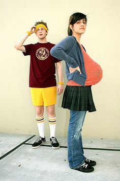 juno and bleeker - can I get my husband into yellow running shorts? Think I'd have better luck with my 2yr. old.