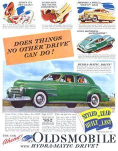 Car vintage custom