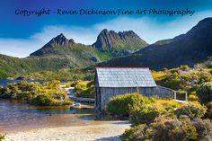 Boat House at Dove Lake Tasmania, Australia Visit Australia, Kevin Dickinson fine art photography, canon photography , buy landscape photograph, buy landscape art
