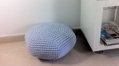https://www.youtube.com/results?search_query=how to crochet a floor pouf