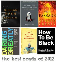 best reads of 2012: Rage against the minivan
