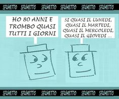 Le barzellette sugli anziani di Sfumetto.net #barzellette #umorismo #battute #freddure