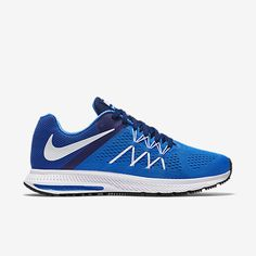 new concept 0dc9b ffb42 RESPONSIVE RIDE The Nike Zoom Winflo 3 Men s Running Shoe features  engineered mesh and Nike Zoom Air in the heel to give you lasting…