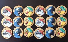 Rio themed cookies | Cookie Connection