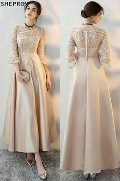 Trendy Dresses, Elegant Dresses, Beautiful Dresses, Nice Dresses, Fashion Dresses, Dresses With Sleeves, Sleeve Dresses, Kebaya Modern Dress, Kebaya Dress