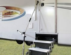 Torklift International debuts GlowStep Revolution | RV Daily Report | Breaking RV Industry News and Campground Information