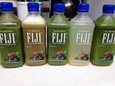 DIY green juice cleanse