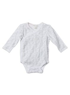 Pumpkin Patch - bodysuits - aop animal bodysuit - S4BN15016 - bright white - prem to 6-12m