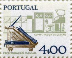 postage stamps from portugal | PORTUGAL stamps - collecting postage stamps on computer science