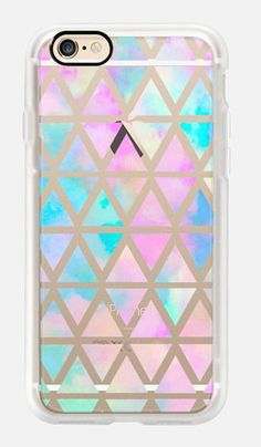 Casetify iPhone 7 Case and Other iPhone Covers - New standard Pastel Aztec…