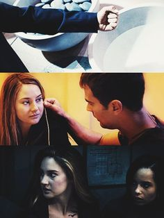 Tris and Four on We Heart It