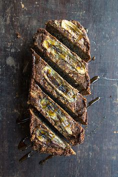 Banana + Maple Bread by Taline Gabrielian, Hippie Lane