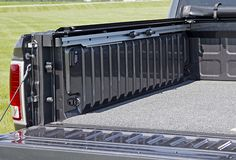 The variety of accessories include convenient tailgate steps all the way to heavy duty platforms for loading snowmobiles and lawn equipment. #useful #awesome #tailgate