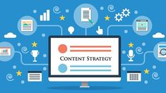 5 Pasos Para Crear una Estrategia de Contenidos Eficaz #DKSignMT #DKSign #DKS #infografias #Infographics