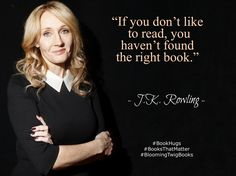 A great Quote by J. Rowling This quote makes me tear up. I had a hard time with reading and hated it. the first book I ever read cover to cover was Harry Potter, and I haven't stopped reading since :) Thank you J. for inspiring me :) Reading Quotes, Book Quotes, Study Quotes, Great Quotes, Inspirational Quotes, Books To Read, My Books, Harry Potter, Bae