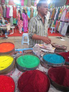 the Sultan Bazaar~Hyderabad
