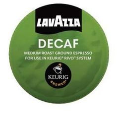 Lavazza Espresso Decaf for Keurig Rivo System 18 count by Luigi Lavazza Foods * Continue to the product at the image link.