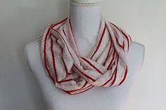 Striped White/Red Lace Stretch Knit Infinity Scarf Trim n... https://www.amazon.com/dp/B076XP62V4/ref=cm_sw_r_pi_awdb_x_Zr.8zb872BP2P