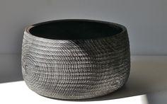 Fritz Baumann Ebonized,limed&oiled Oak-ca ∅ Wooden Art, Wooden Bowls, Woodturning Ideas, Bowl Turning, Welding Art, Design Reference, Glaze, Cups, Woodworking