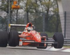 JJ Lehto in Dallara BMS-191 finished 3rd at Imola to score his only podium in #F1 #OTD 1991