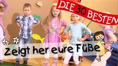 Zeigt her eure Füße - Singen, Tanzen und Bewegen || Kinderlieder