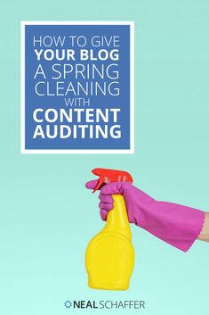 A five-step process for spring cleaning your website with content auditing. Increase traffic, improve SEO, boost engagement, skyrocket conversions & more. Facebook Marketing, Social Media Marketing, Twitter Tips, Social Media Trends, Social Business, Content Marketing Strategy, Influencer Marketing, Business Website
